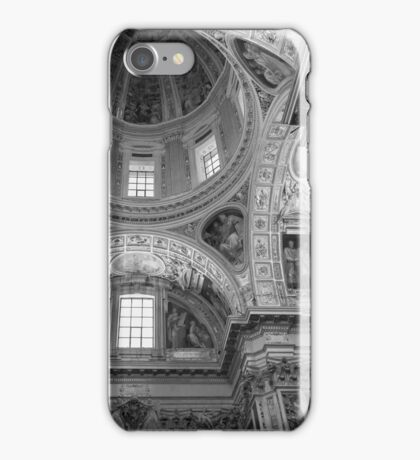 Basilica di 'Santa Maria Maggiore' iPhone Case/Skin