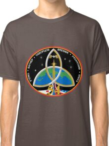 Expedition 54 Original Crew Mission Patch Classic T-Shirt