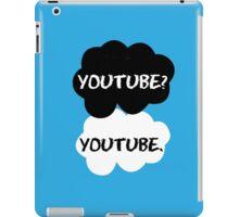 Youtube - TFIOS iPad Case/Skin