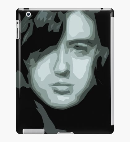 Jimmy Page - Guitarist iPad Case/Skin