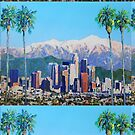 City of Los Angeles California by RD Riccoboni by RDRiccoboni