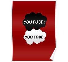 Youtube - TFIOS (red) Poster