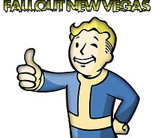 Fallout New Vegas by Ikeno