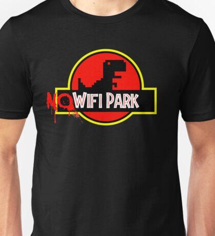 No Wifi Park Unisex T-Shirt