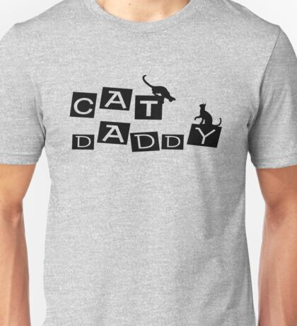 CAT DADDY Unisex T-Shirt