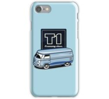 Bus Economy Class iPhone Case/Skin