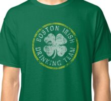Boston Irish Drinking Team Classic T-Shirt