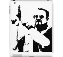 The Big Lebowski Walter iPad Case/Skin