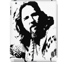 The Big Lebowski Dude iPad Case/Skin