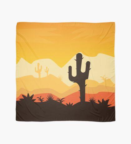 Desert Illustration Scarf