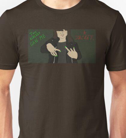 Amanda Brotzman Unisex T-Shirt