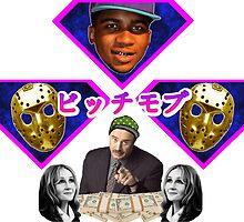 Lil B Bitch Mob by HyphyCream