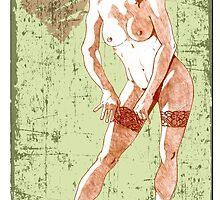 Sexy Curtain by cgcreativeshop