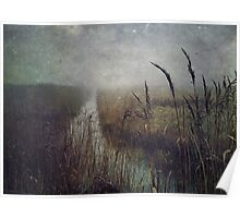 Out on the Marshes Poster