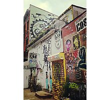 Brooklyn Graffiti Photographic Print