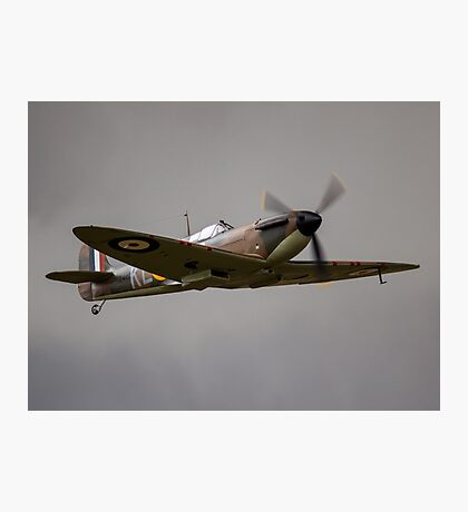 World War 2 RAF Spitfire Photographic Print