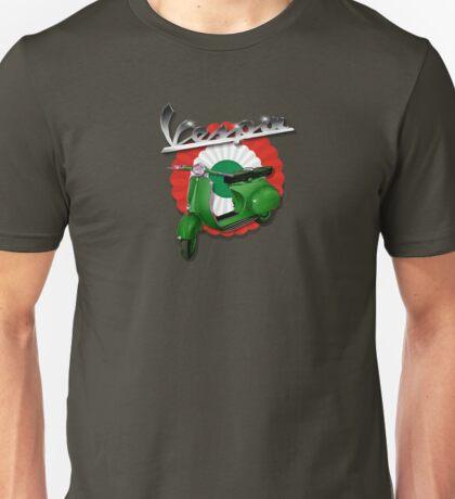 Vintage VBB Vespa by UrbanHero Unisex T-Shirt