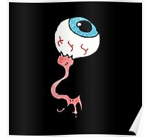 Gross eyeball Poster