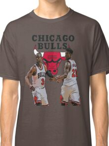 d.w jimmy handshake  Classic T-Shirt