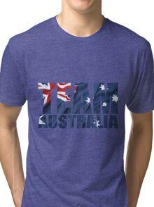 Team Australia Tri-blend T-Shirt