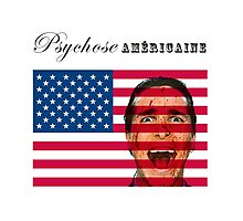 American Psycho - French Photographic Print