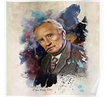 Tolkien Illustration Poster