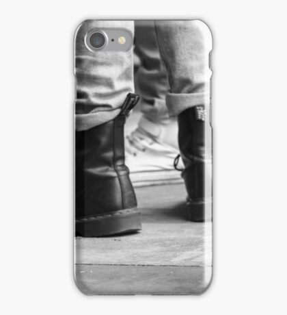 Dr Boots iPhone Case/Skin