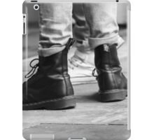 Dr Boots iPad Case/Skin