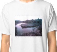 Knockshinnoch Lagoons Vintage Variant Classic T-Shirt