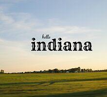Hello Indiana by Kimberose