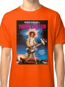 Young Einstein Classic T-Shirt