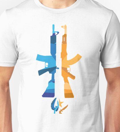 CSGO T vs CT Unisex T-Shirt