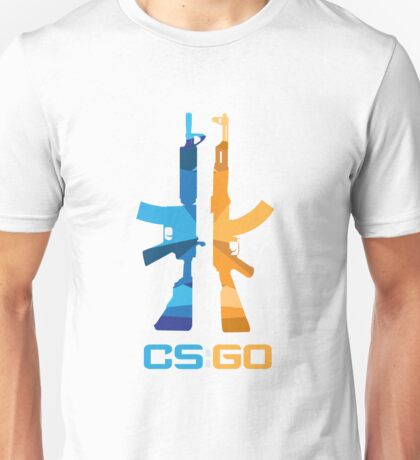 CSGO T vs CT Unisex T-Shirt