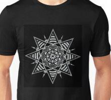 Compass Negative Unisex T-Shirt