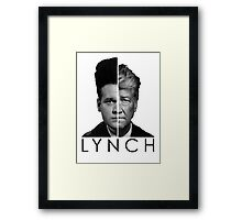 LYNCH Framed Print