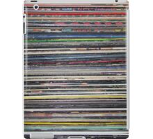 Vinyl Stack iPad Case/Skin