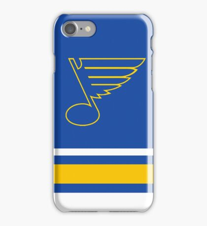 St. Louis Blues Logo iPhone Case/Skin