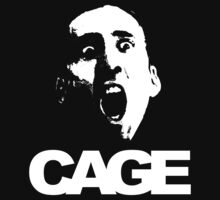 Nicolas Cage #1 by Larks