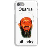 Osama Bit Laden iPhone Case/Skin