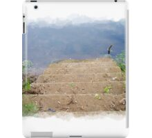 Stairs into a River iPad Case/Skin