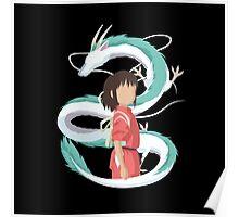 Sen & Haku Poster