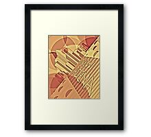 New Adena Framed Print