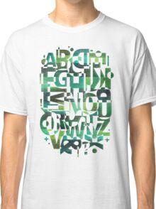 Geotypes Classic T-Shirt