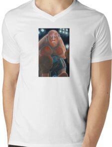 big Vince  Mens V-Neck T-Shirt