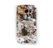 scrap paper Samsung Galaxy Case/Skin