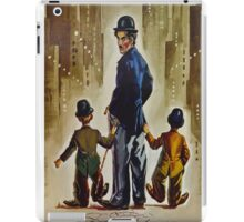 Three Little Tramps iPad Case/Skin