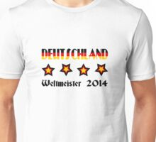Germany - 2014 World Champion Unisex T-Shirt