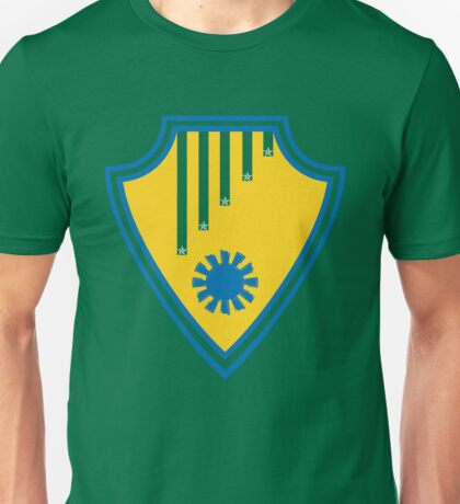 Brasil - Celebrative 2014 World Cup T-shirt Unisex T-Shirt