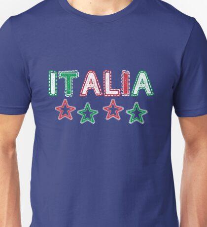 Italy - Celebrative 2014 World Cup T-shirt Unisex T-Shirt