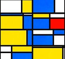 pattern mondey by alexandr-az